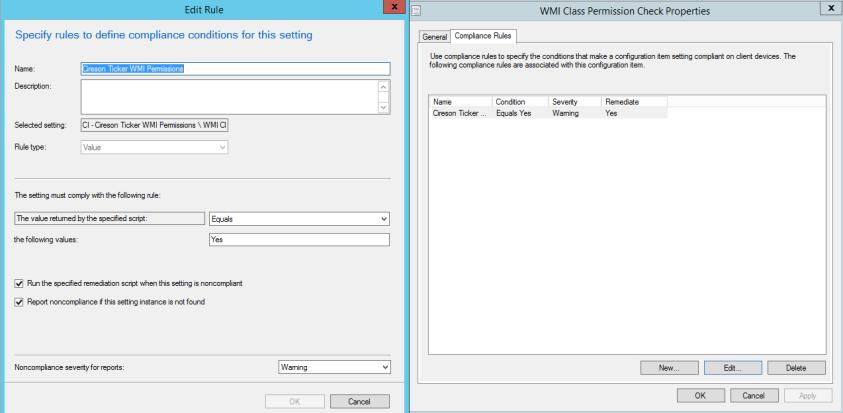 Cireson ConfigMgr Ticker WMI Permissions Fix – Computer Stuff